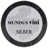 2013 Plata Mundus Vini Der Grosse Internationale Weinpreis