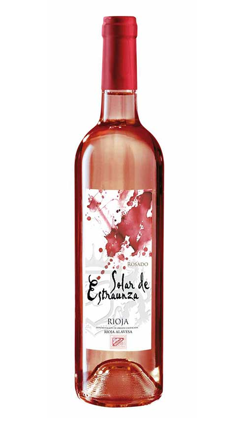 Vino Rosado - Solar de Estraunza