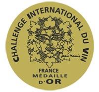 Challenge International du Vin - Medaille d'Or