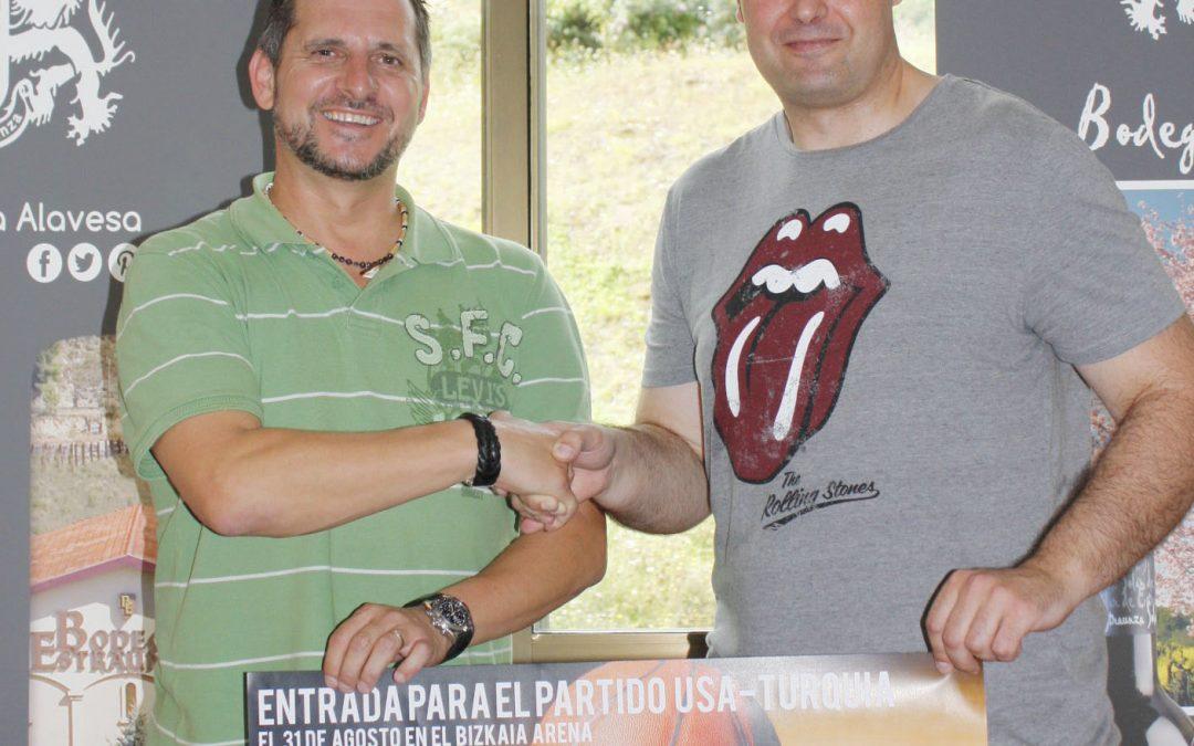 Alfonso, nuestro ganador del concurso #FIBA2014