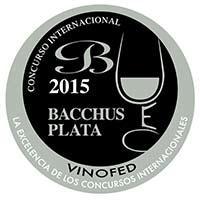 2015Concurso internacional de Vinos Bacchus