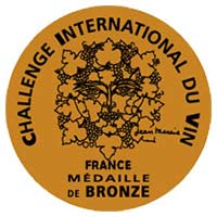 1996 - 2000 - 2014 Challenge International du vin