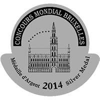 2014 Concours Mondial Bruxelles