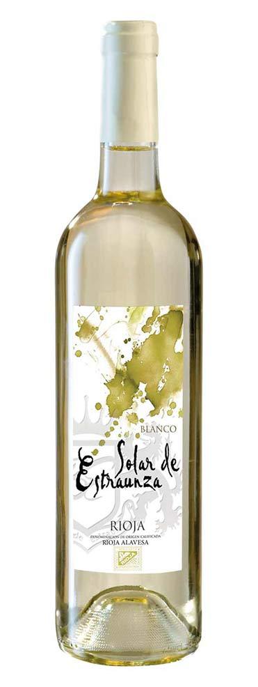 Vino de Rioja Alaves Blanco Solar de Estraunza