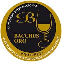 2017 Bacchus Oro