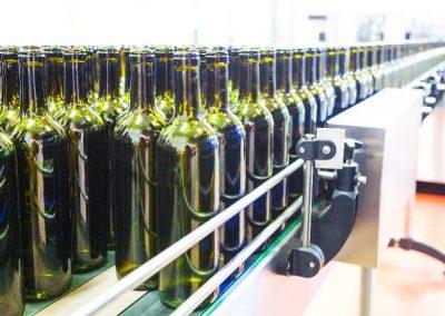 Embotellado - Proceso de elaboración del vino