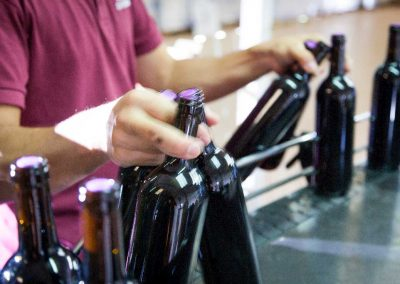 Botellas de vino - Bodegas Estraunza