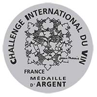 2006- 2002 Plata Challenge International du vin
