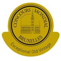 2010 Oro Concours Mondial Bruxelles