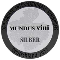 2013 Plata Mundus Vini Der Grosse Internationale Weinpreis