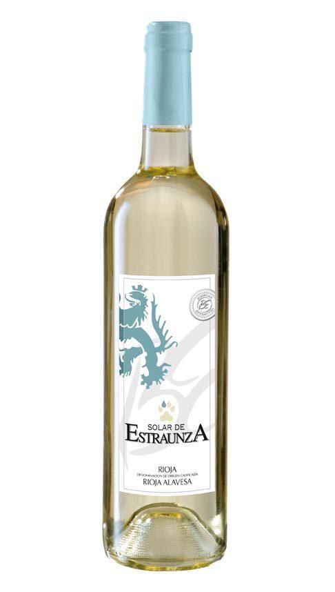 Vino Blanco - Solar de Estraunza
