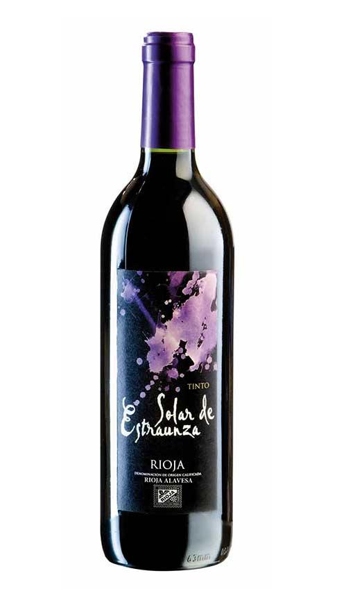 Vino Rioja Tinto Joven - Solar de Estraunza