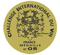 Challenge International du Vin - Medaille d'Or