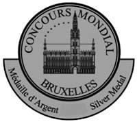 2009 Plata Concours Mondial Bruxelles