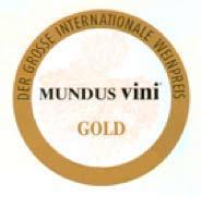 2012 Oro Mundus Vini Der Grosse