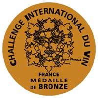 1996 - 2000 - 2014 Challenge International du vin