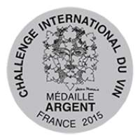 2017-2015 Plata Challenge International du vin