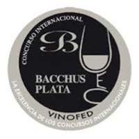2015 Concurso internacional de Vinos Bacchus
