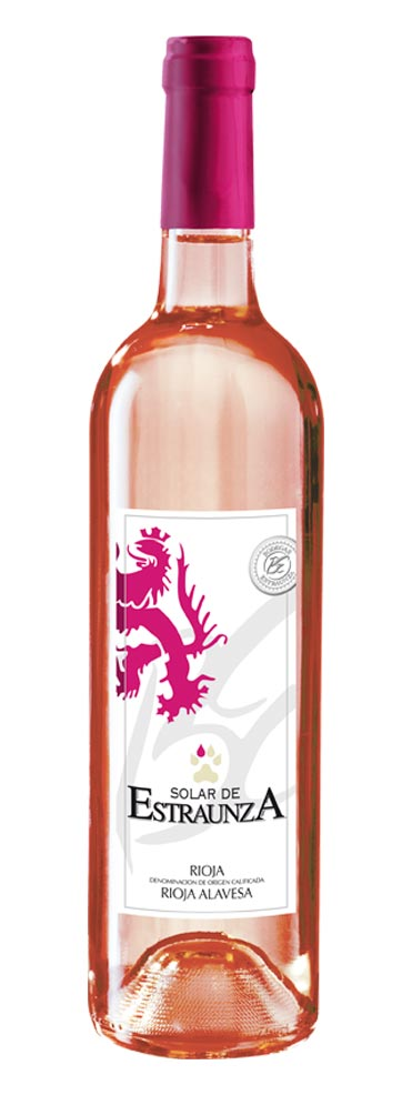 Vino Rosado Solar de Estraunza - Bodegas Estraunza