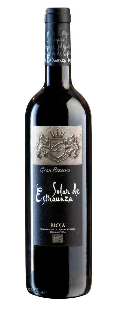 Vino Tinto Rioja Gran Reserva